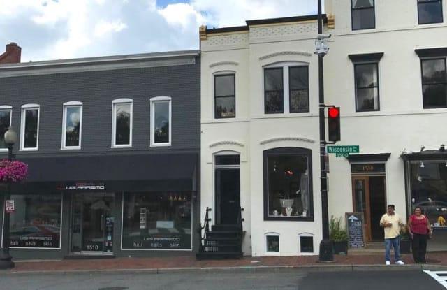 1512 WISCONSIN AVE NW - 1512 Wisconsin Avenue Northwest, Washington, DC 20007
