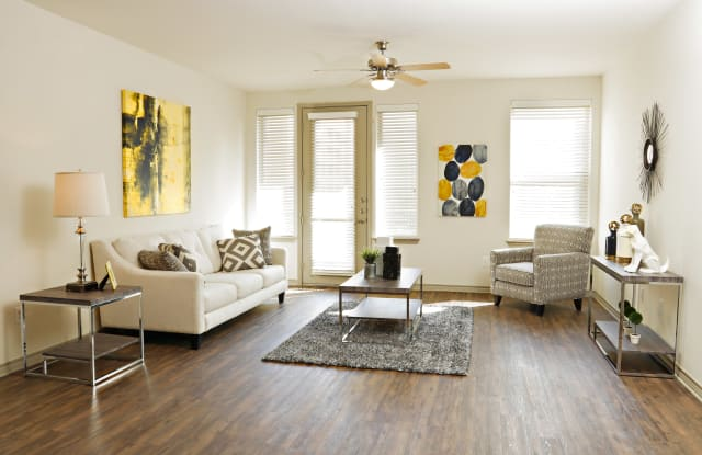 Lennox at West Village - 3700 Cole Ave, Dallas, TX 75204