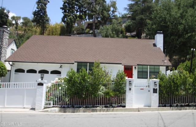 3846 Dixie Canyon Avenue - 3846 Dixie Canyon Avenue, Los Angeles, CA 91423