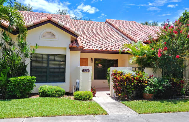 3078 Inglewood Ter Terrace - 3078 Inglewood Terrace, Boca Raton, FL 33431