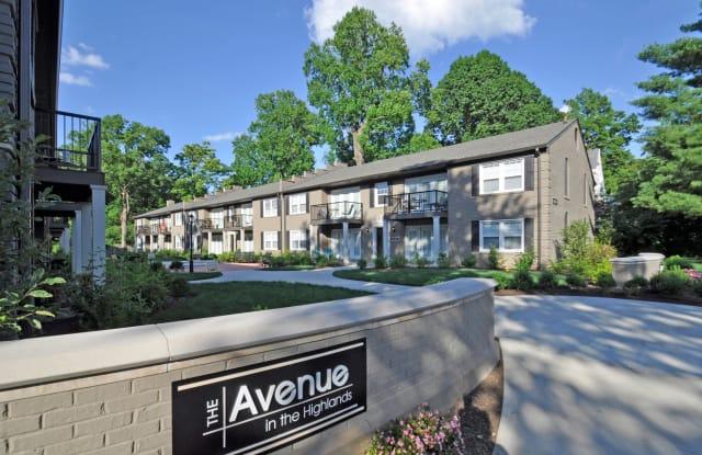 The Avenue Highlands - 1031 Everett Avenue, Louisville, KY 40204