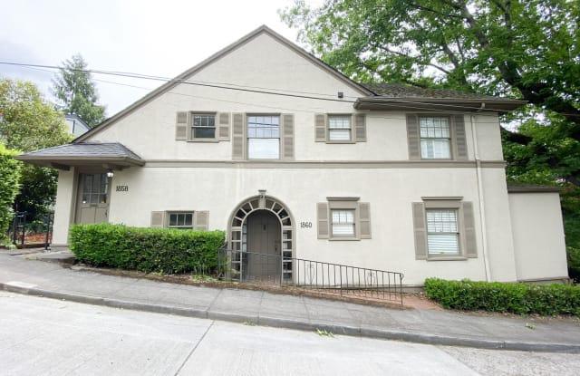 1858 High Street - 2 - 1858 Southwest High Street, Portland, OR 97201