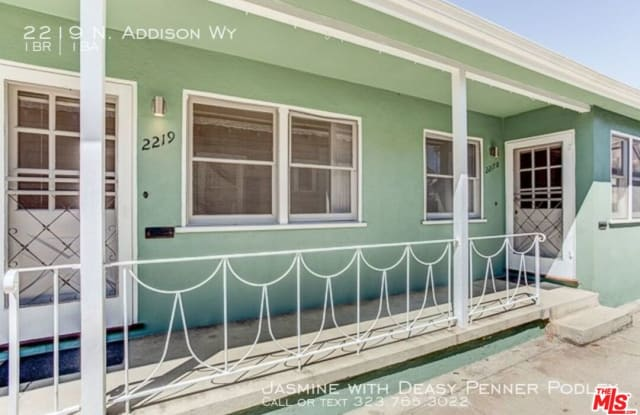 2219 N Addison WAY - 2219 Addison Way, Los Angeles, CA 90041