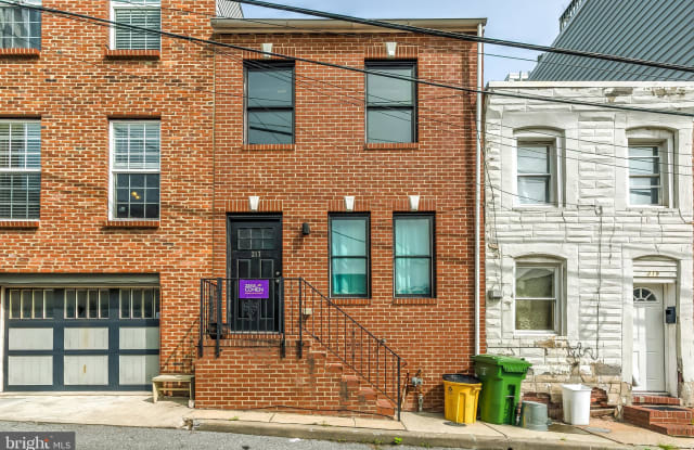 217 S DUNCAN STREET - 217 South Duncan Street, Baltimore, MD 21231