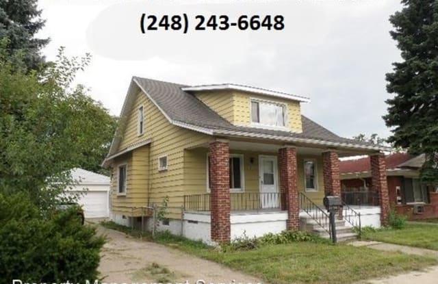 1623 Electric Ave. - 1623 Electric Avenue, Lincoln Park, MI 48146