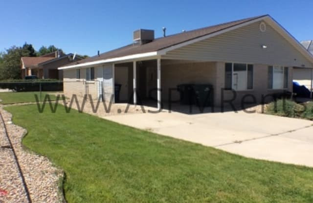 3704 South 6800 West - 3704 South 6800 West, West Valley City, UT 84128