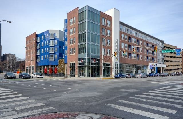 Pulliam Square - 152 E New York St, Indianapolis, IN 46204