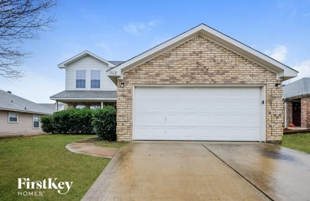 312 Heritage Drive - 312 Heritage Drive, Crowley, TX 76036