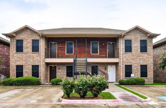 Greenville Terrace - 6113 King St, Greenville, TX 75402