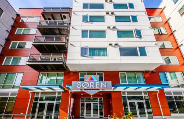 Soren Apartments - 5711 24th Ave NW, Seattle, WA 98107
