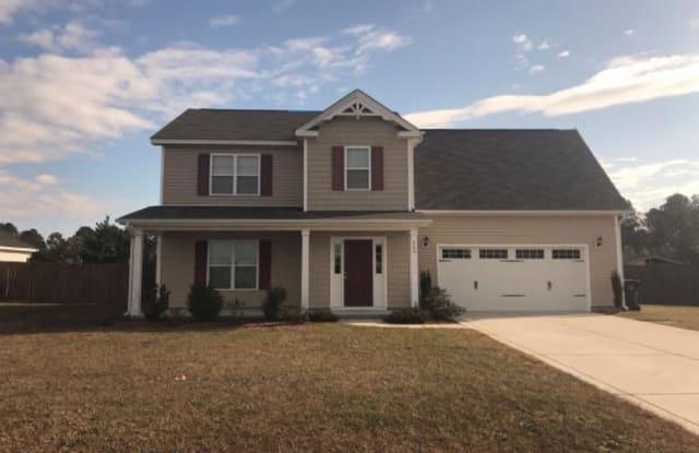 442 CAROLINA OAKS CIRCLE - 442 Carolina Oaks Circle, Harnett County, NC 28356