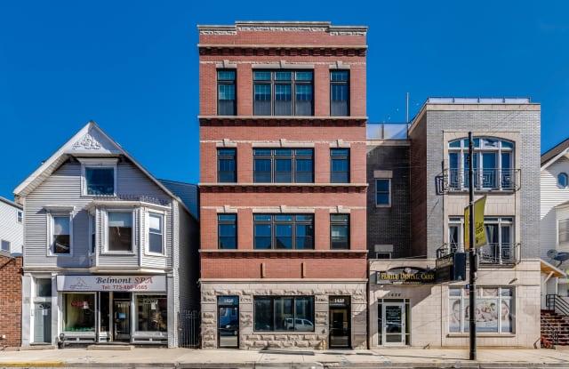 1428 West Belmont Avenue - 1428 West Belmont Avenue, Chicago, IL 60657