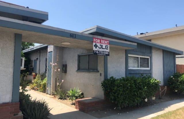 611 N Olive St 4 - 611 North Olive Street, Anaheim, CA 92805