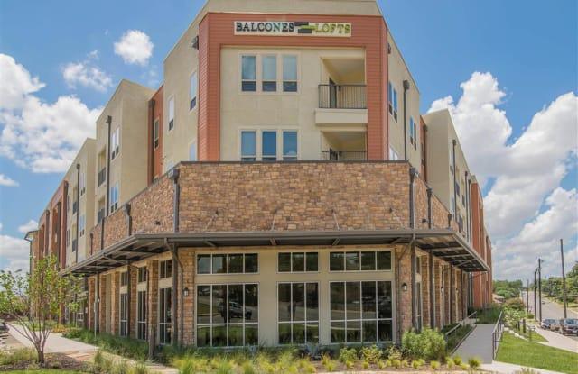 Balcones Lofts - 3230 Hillcrest Dr, Balcones Heights, TX 78201
