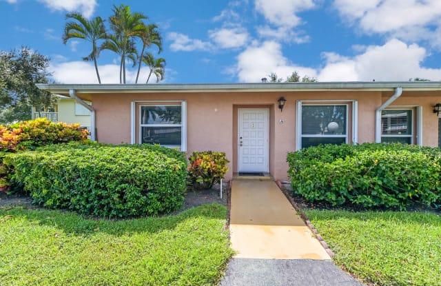 1240 NW 20th Avenue - 1240 Northwest 20th Avenue, Delray Beach, FL 33445