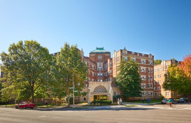 Sedgwick Gardens - 3726 Connecticut Ave NW, Washington, DC 20008