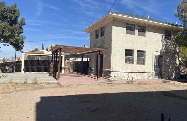 1105 Prospect Street - 1105 Prospect Street, El Paso, TX 79902
