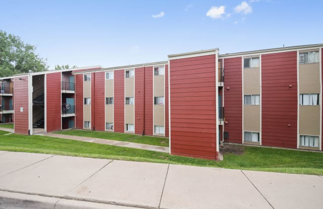 Sunridge - 3100 West Floyd Avenue, Denver, CO 80110