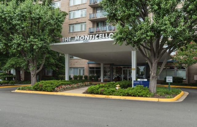 Monticello at Southern Towers - 5055 Seminary Rd, Alexandria, VA 22311