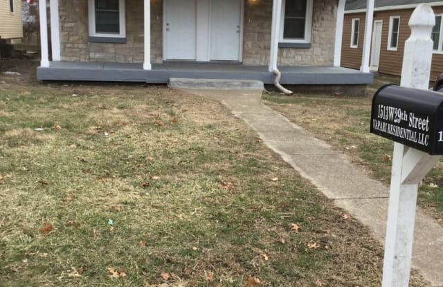 1513 West 29th Street - 1513 West 29th Street, Indianapolis, IN 46208
