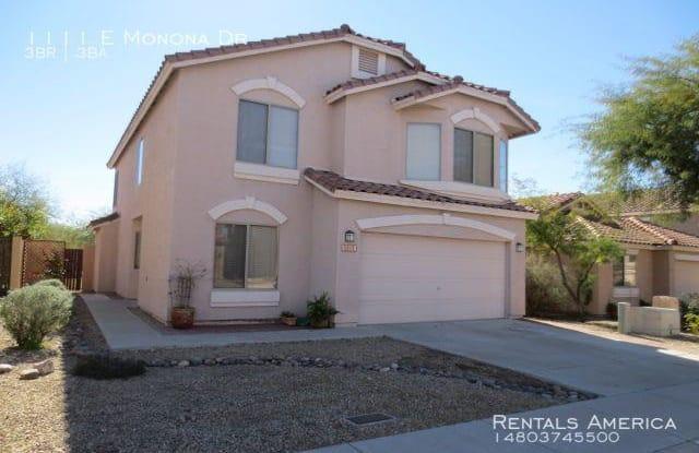 1111 E Monona Dr - 1111 East Monona Drive, Phoenix, AZ 85024