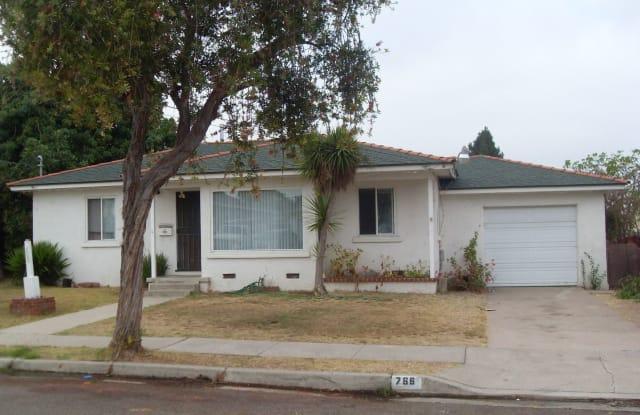 766 Date Ave - 766 Date Avenue, Chula Vista, CA 91910