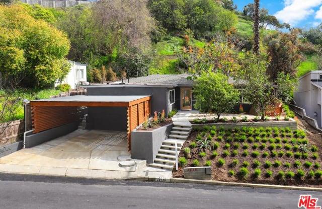 3446 ADINA Drive - 3446 Adina Drive, Los Angeles, CA 90068