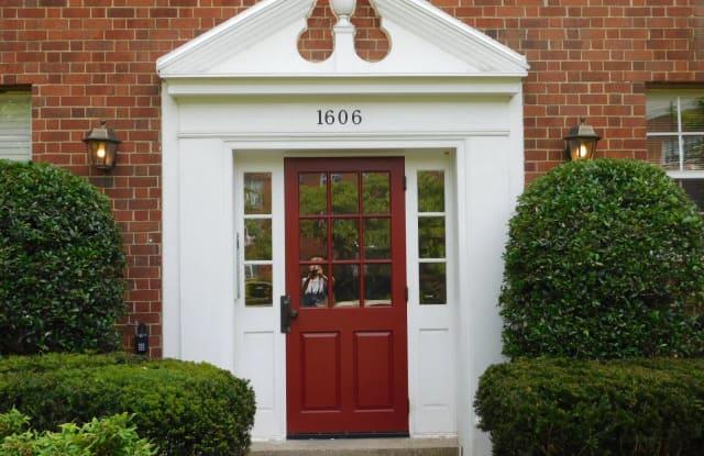 1606 W ABINGDON DRIVE - 1606 West Abingdon Drive, Alexandria, VA 22314