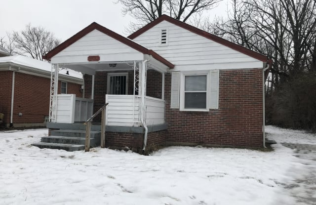 3551 N Gale St - 3551 North Gale Street, Indianapolis, IN 46218