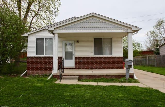 27510 Garfield St - 27510 Garfield Street, Roseville, MI 48066
