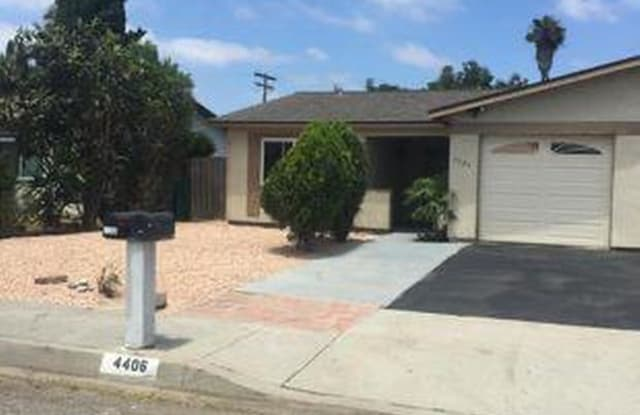 4406 Tortilla Circle - 4406 Tortilla Circle, Oceanside, CA 92057