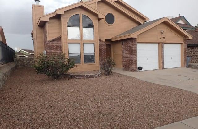 11749 MCAULIFFE - 11749 Mcauliffe Drive, El Paso, TX 79936