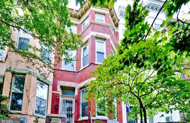118 W STREET NW - 118 W Street Northwest, Washington, DC 20001