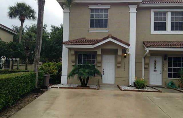 12210 SW 8th Ct - 12210 Southwest 8th Court, Pembroke Pines, FL 33025
