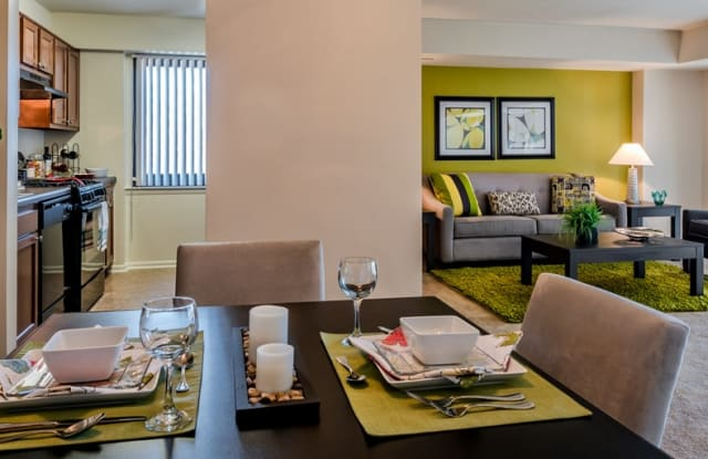 Cavalier Club - 6200 Wilson Blvd., Suite 325, Seven Corners, VA 22044
