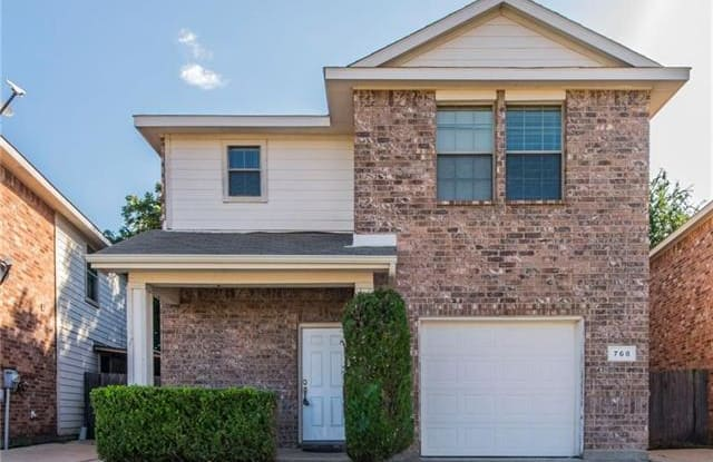 768 River Garden Drive - 768 River Garden Drive, Fort Worth, TX 76114
