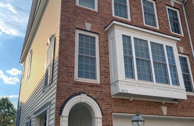4676 CARISBROOKE LANE - 4676 Carisbrooke Lane, Fair Oaks, VA 22030