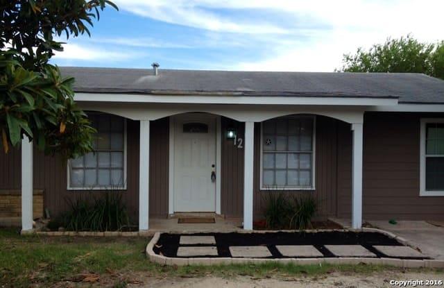 122 OAK VALLEY DR - 122 Oak Valley Drive, San Antonio, TX 78227