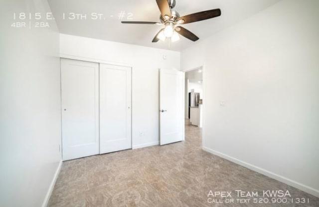 1815 E. 13th St. - 1815 East 13th Street, Tucson, AZ 85719