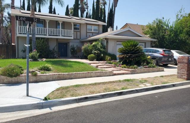 2690 Lee St - 2690 Lee Street, Simi Valley, CA 93065