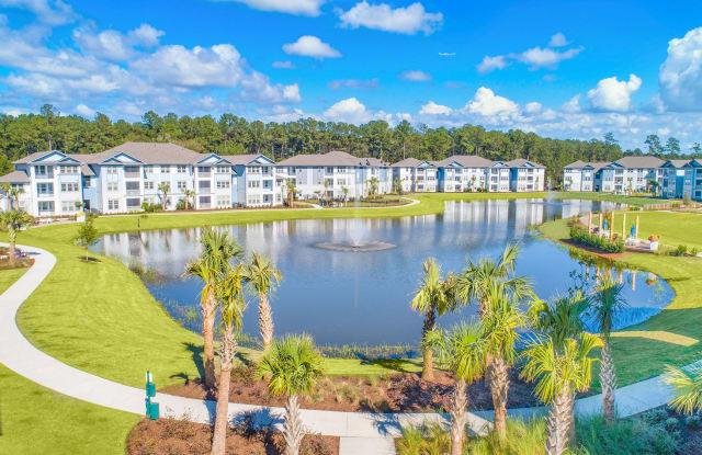 Aventon Park West - 2080 Benton Boulevard, Savannah, GA 31407
