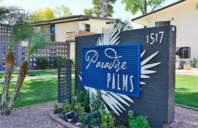 Paradise Palms Apartments - 1517 E Colter St, Phoenix, AZ 85014