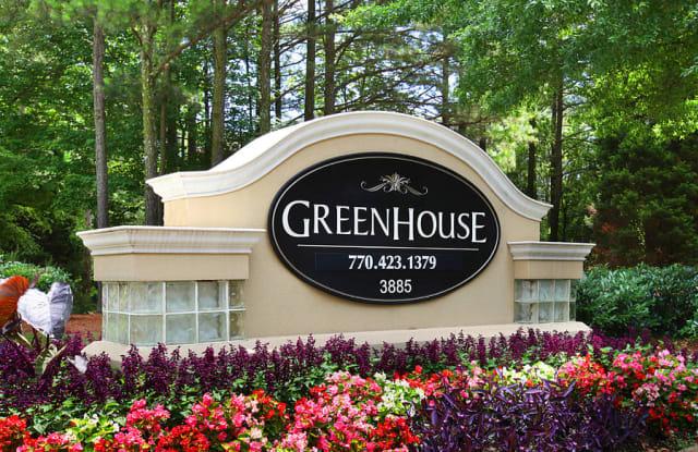 Greenhouse - 3885 George Busbee Pkwy NW, Kennesaw, GA 30144