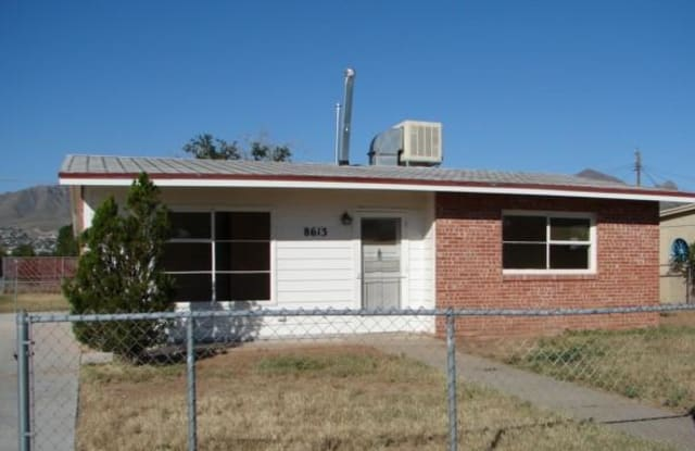 8613 MOUNT SHASTA Drive - 8613 Mount Shasta Drive, El Paso, TX 79904