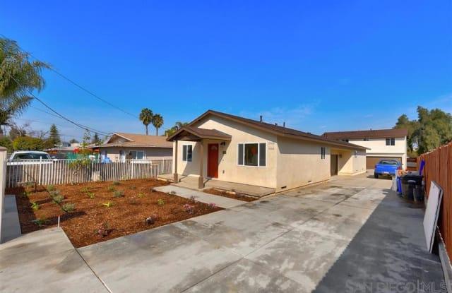 5364 Santa Margarita ST - 5364 Santa Margarita Street, San Diego, CA 92114