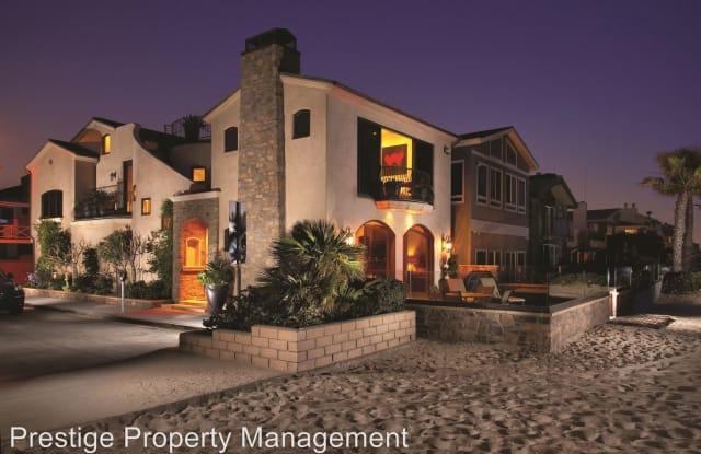 6410 W. Oceanfront - 6410 W Oceanfront, Newport Beach, CA 92663