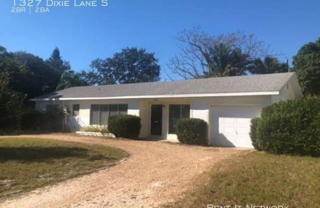 1327 Dixie Lane S - 1327 Dixie Lane South, Bear Creek, FL 33707