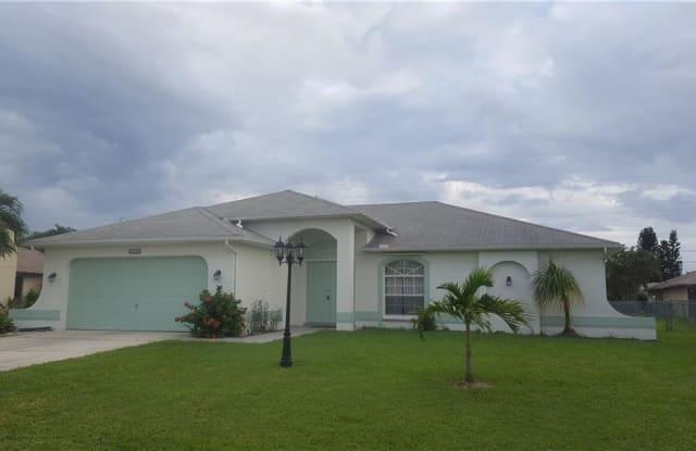 1501 NE 1st ST - 1501 Northeast 1st Street, Cape Coral, FL 33909