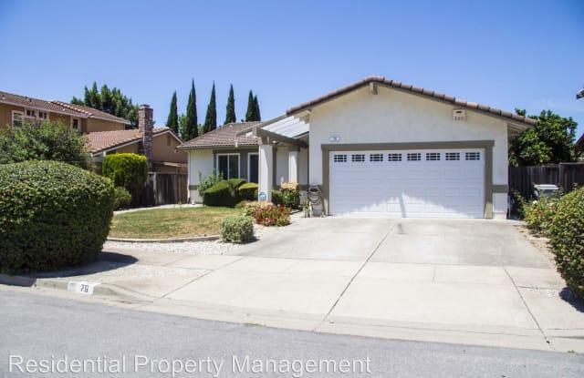 76 Barnes Lane - 76 Barnes Lane, Fremont, CA 94536
