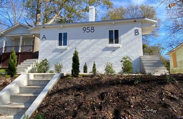 958 Smith Street SW, Apt #B - 958 Smith Street Southwest, Atlanta, GA 30310